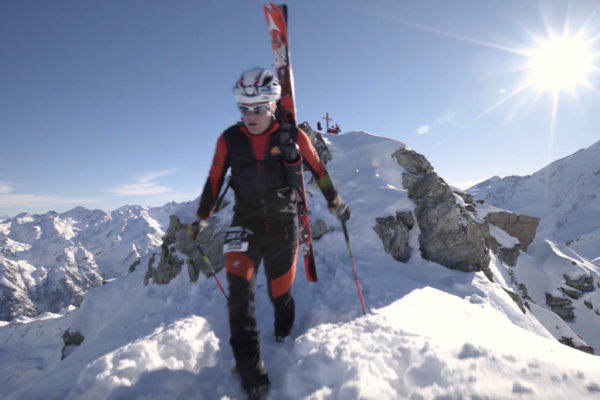 film video event montagne intégrale du rogneux ski alpinisme
