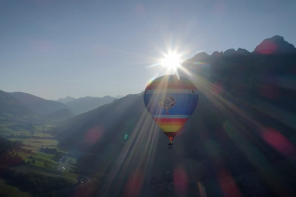video promotionnelle tourisme ski alpinisme